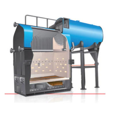 liquid gas fuel fired boilers