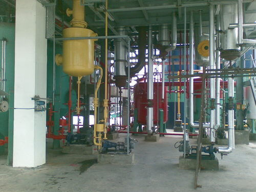 Solvent Extraction Unit