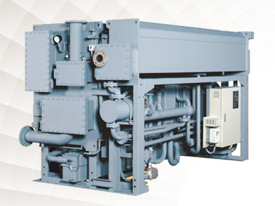 vapour absorption chiller