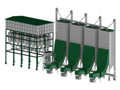 Drier & Parboiling Plant