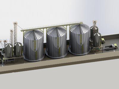 Silo Storage System